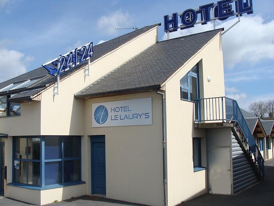 Hotel le Laury's