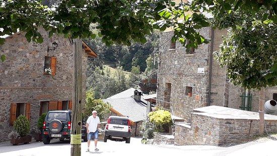 Fornells de la Muntanya, Испания: Fachada del restaurante