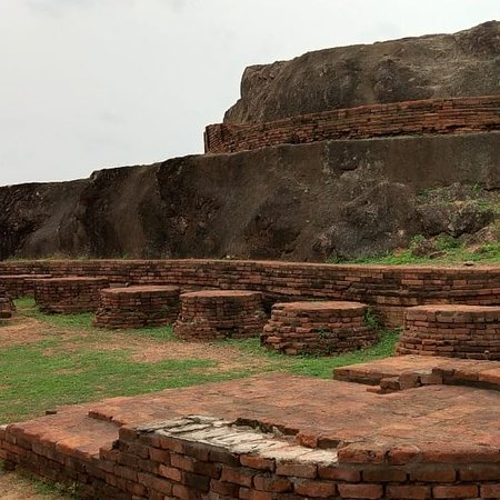 Anakapalle, India: Sankaram near Anakapalli  Buddhist heritage site  Bojannnakonda Lingalakonda visited with family and friends a great historic site such a happy feeling can't express in words.