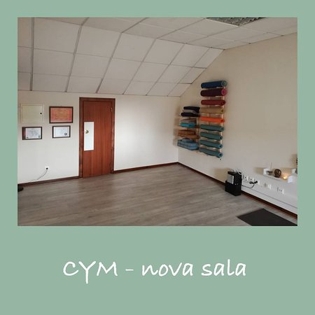 CYM Centro Yoga Mafra