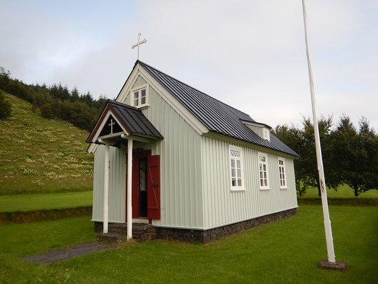 Skogar Museum: Kirken