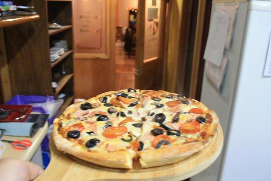 pizza del fiordo