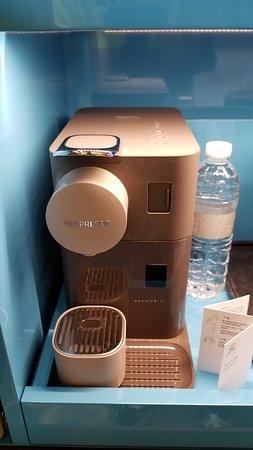 Nexpresso coffee machine