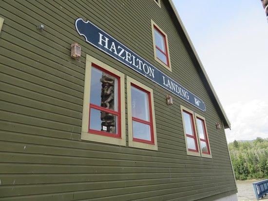 Hazelton District Public Library: Hazelton