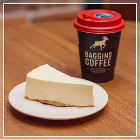 We offer delicious pastry, cakes & sandwiches with your coffee