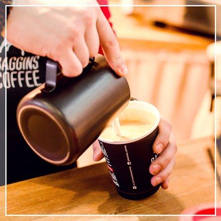 We prepare a delicious coffee every day
