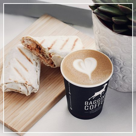 Try our daily combo coffee & role staring from 250 RUB