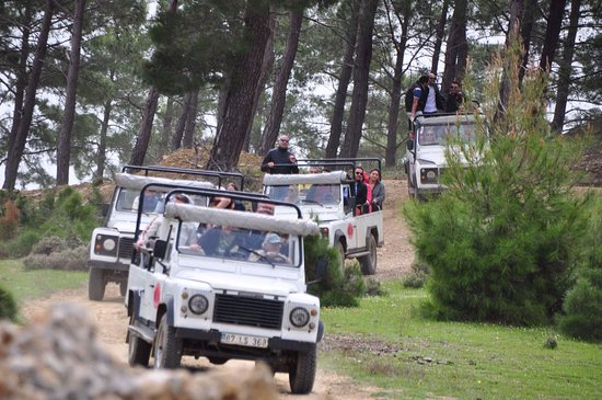 Daily Trips Belek: jeep safari