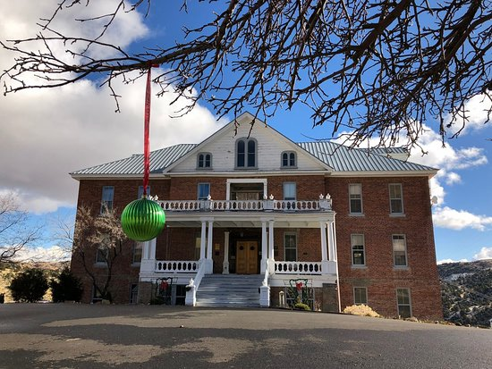 Holiday on the Comstock