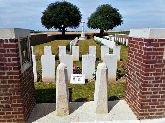Bray Hill British Cemetery