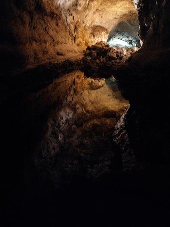 Lanzarote, Tây Ban Nha: Cueva de los Verdes