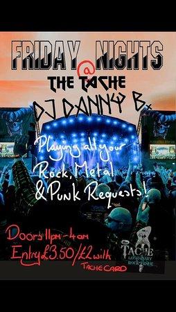 The Tache Rock Venue