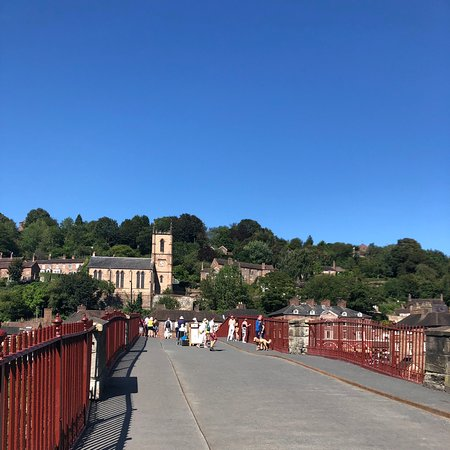 A lovely day out visiting The Ironbridge in Telford. Beautiful walks by the River and a lovely park for children to play