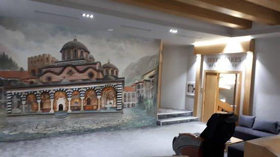 Rilski Manastir ภาพถ่าย