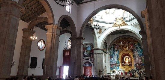 Basílica de Nuestra Señora de Candelaria, 25.08.2019