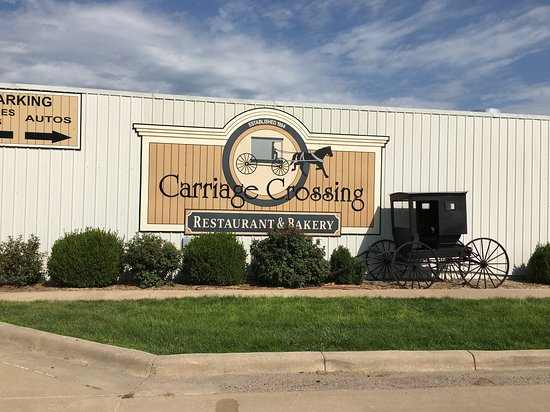 Yoder, KS: Carriage House