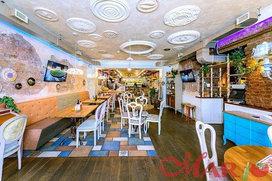 Petr Hotel: Mario Restaurant