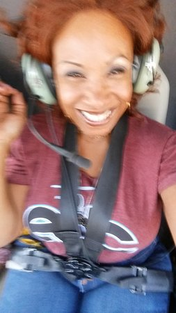 Grand Canyon Deluxe Helicopter Tour from Las Vegas: 1st Maverick Helicopter Tour ~selfie!