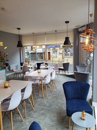 The Boardroom: Warm friendly and modern atmosphere
