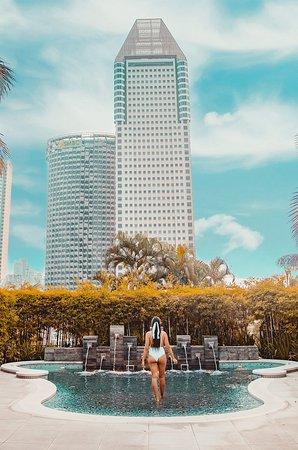 Mandarin Oriental, Singapore: Kids Pool