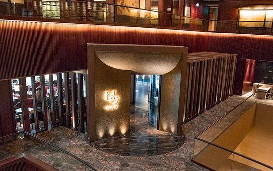 Mandarin Oriental, Singapore: MO Bar