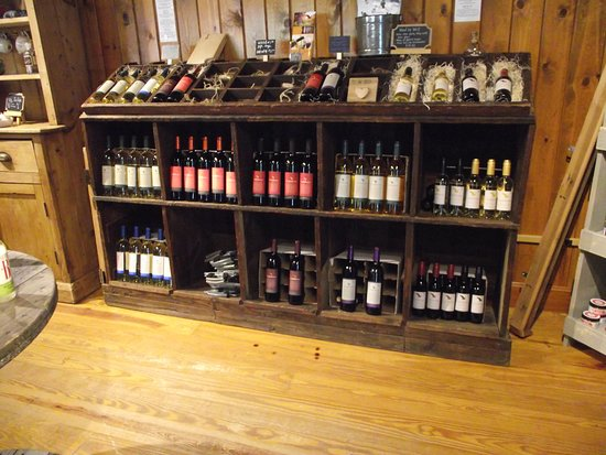 The Creek Cafe & Gourmet Market: NJ - MOUNT LAUREL – THE CREEK CAFÉ – WINES IN MARKET SECTION