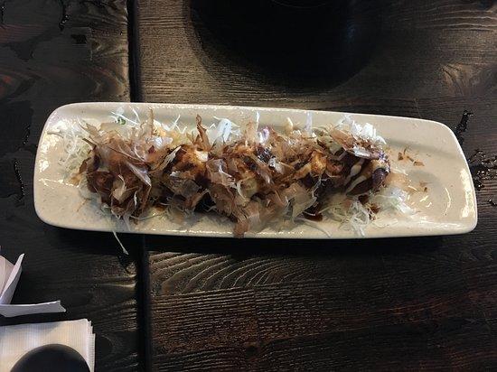 Champaign-Urbana, IL: Takoyaki