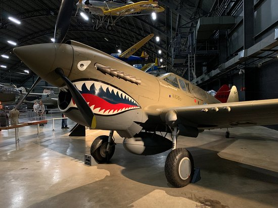 Museo nazionale della U.S. Air Force: Flying Tigers
