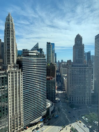 Staycation in Chicago