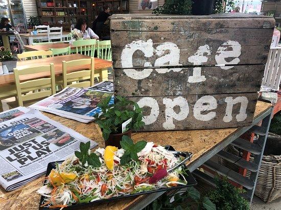 Garden Kitchen Cafe Shepparton Menu