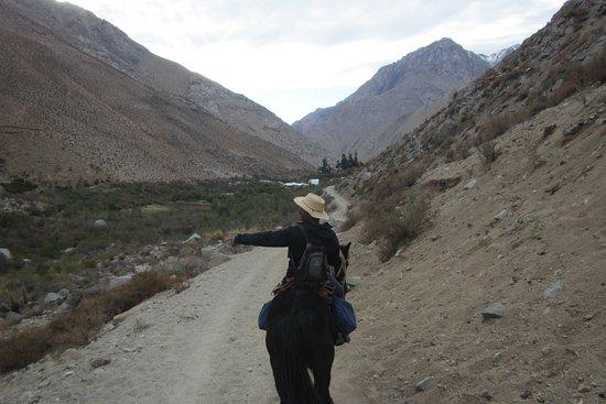 Turismo Migrantes: Cabalgata por Cochiguaz 4