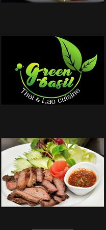 Green basil thai restaurant open for lunch and dinner tue-sun daily lunch specials $9.90
