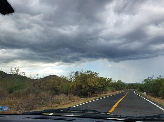 on the road to el sargento