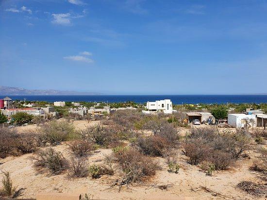 Scenery of El Sargento