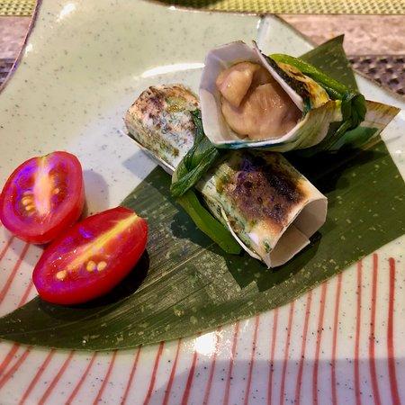 UO n: Teriyaki Chicken in Newspaper
