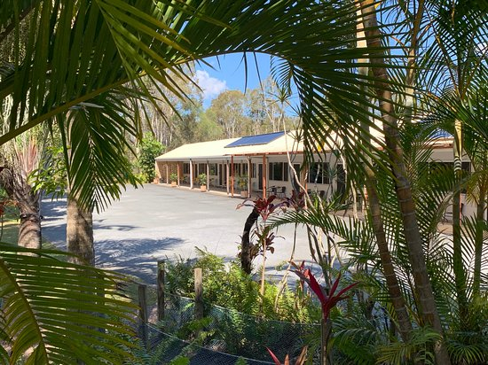 Tin Can Bay Motel