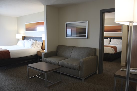 Holiday Inn Express Munising -  Lakeview: Guest room