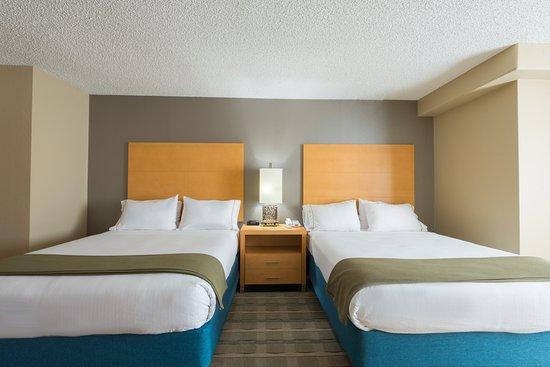 Holiday Inn Express Hotel & Suites Wheat Ridge-Denver West: Suite