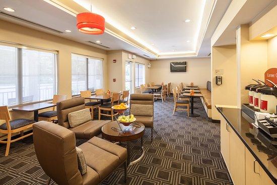 TownePlace Suites Jacksonville Butler Boulevard: Restaurant
