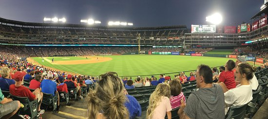 August evening game