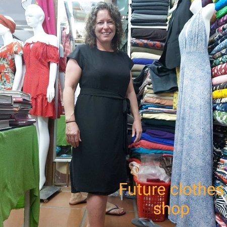 Hoi An Cloth Market