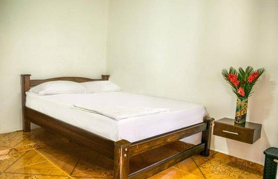 Finca Hotel Mirador del Bambú: Habitación  Paris