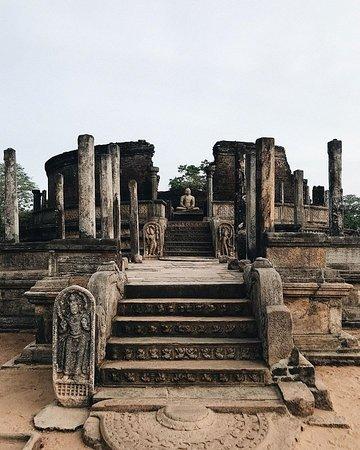 Polonnaruwa historical city