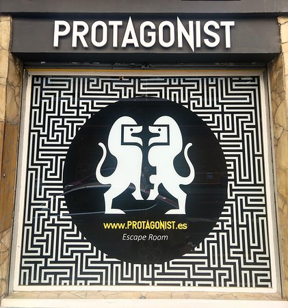 Protagonist Zaragoza Escape Room