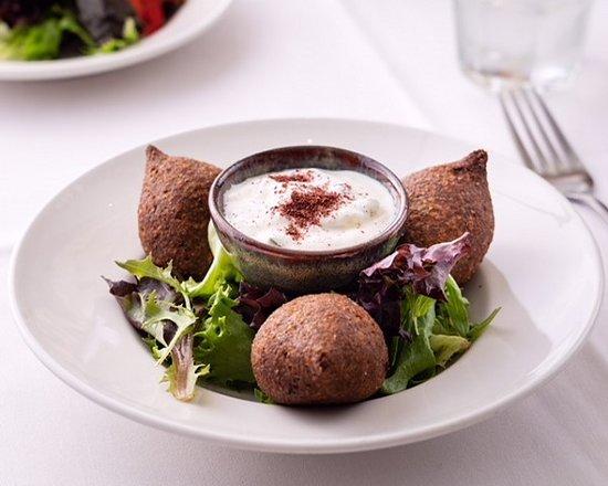 Maroush Lebanese Restaurant: Maroush Melbourne Kibbe