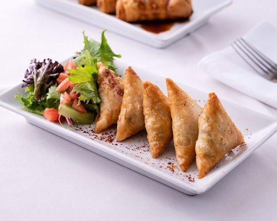 Maroush Lebanese Restaurant: Maroush Melbourne Samosek