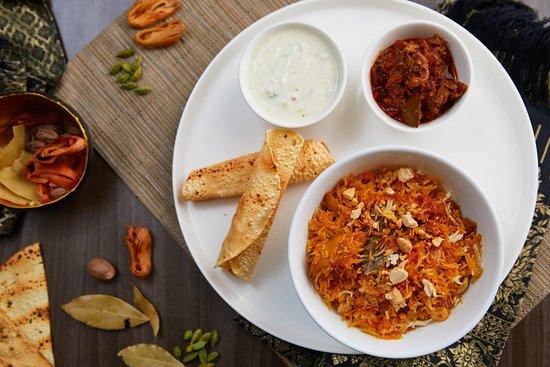แบงค็อก เบกกิ้ง คอมพานี: Chicken Biryani