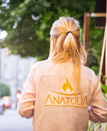 Anatolia Restaurant & Lounge in Warsaw. Top shisha, halal food and Turkish food :)