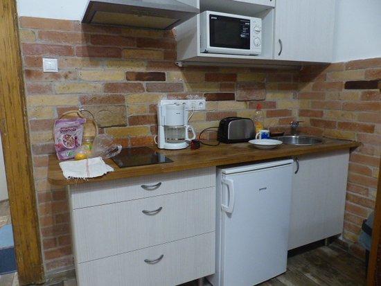 ริงอเวนิว อพาร์ทเมนท์ส บูดาเปสท์: kitchen