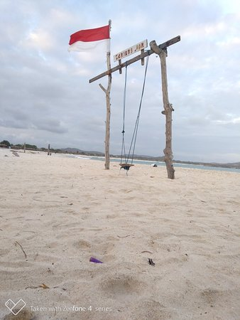 Tanjung aan , Lombok...